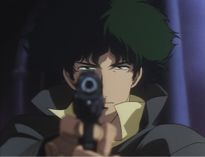COWBOY BEBOP SPIKE SIGHT